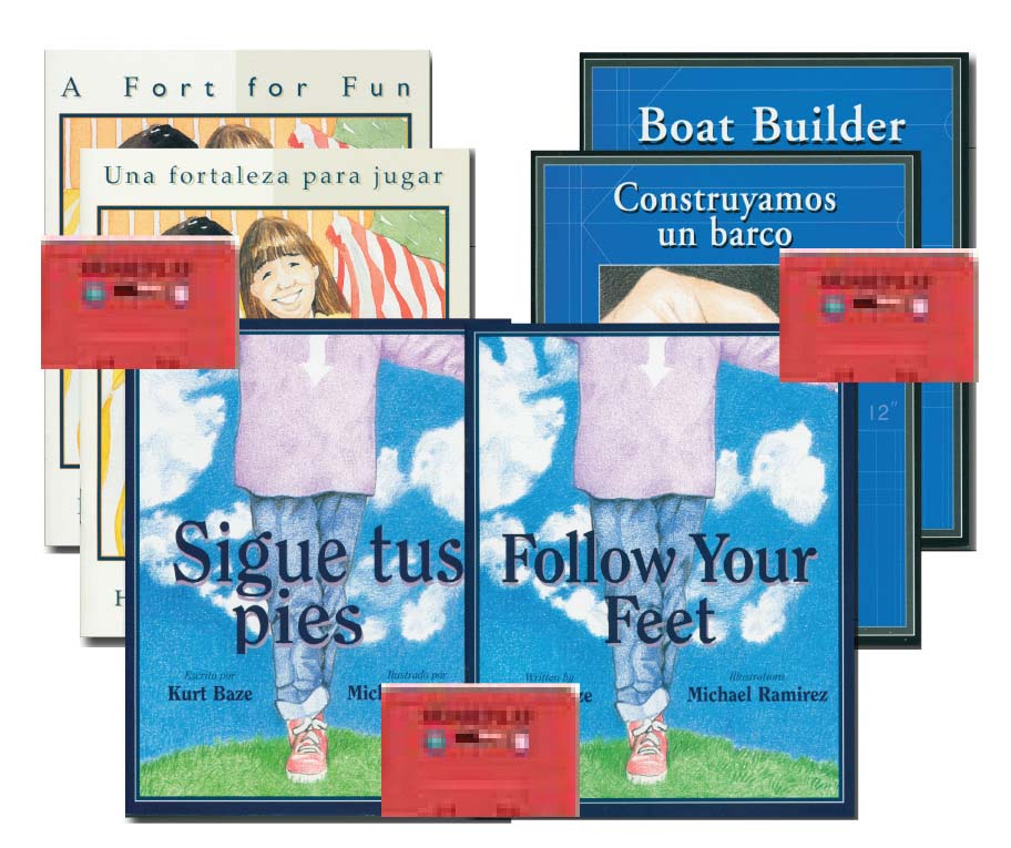 Homplay Set B books tapes
