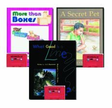 Homplay Set A books tapes